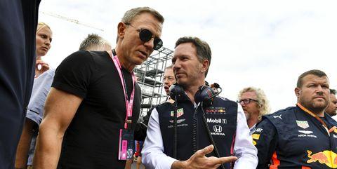 Christian Horner está entregado en cuerpo y alma a Red Bull