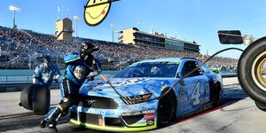 Kevin Harvick, NASCAR Cup Series