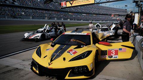 Antonio Garcia, Jordan Taylor, Corvette Racing C8.R