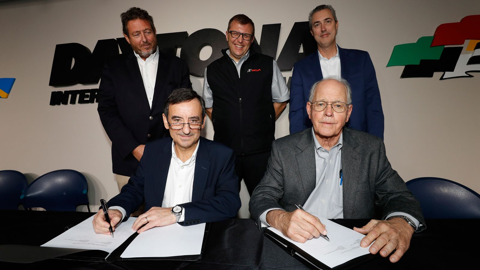 Game-Changer: IMSA, ACO Leaders Ink Historic Pact to Unify Racing Class