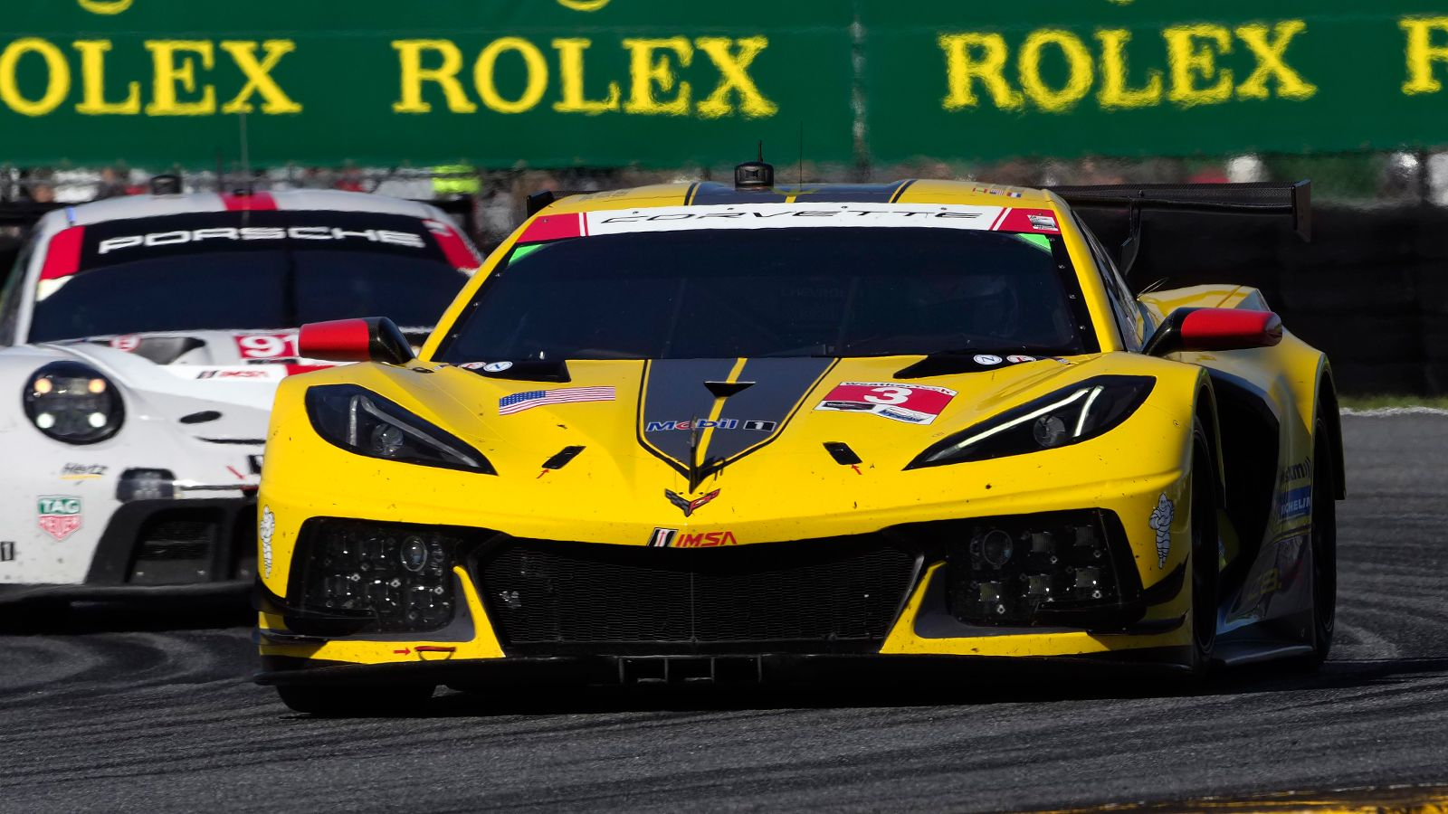 Corvette Racing Studied the Past before Its Mid-Engine C8.R Opening Act at Rolex 24