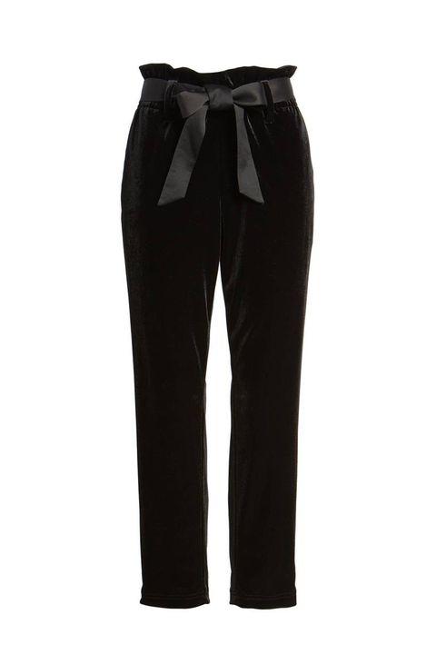 Clothing, Black, Trousers, Active pants, sweatpant, Sportswear, Waist, Pocket, Formal wear,
