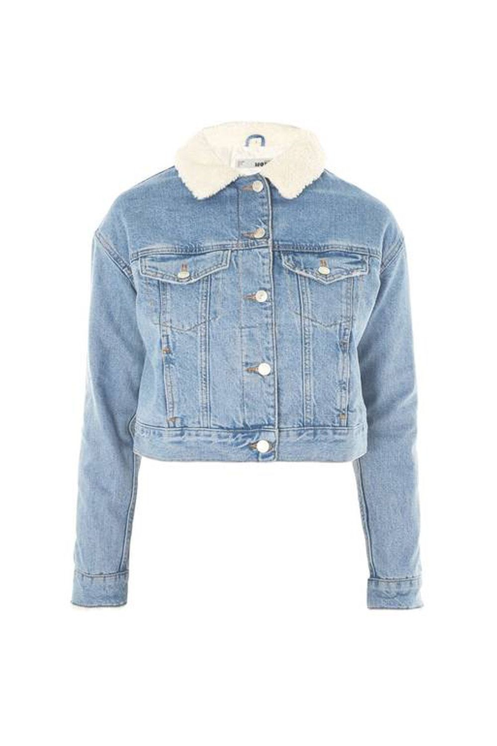 a601b69a1 18 Cute Denim Jacket Outfits for Women - Best Jean Jackets 2018