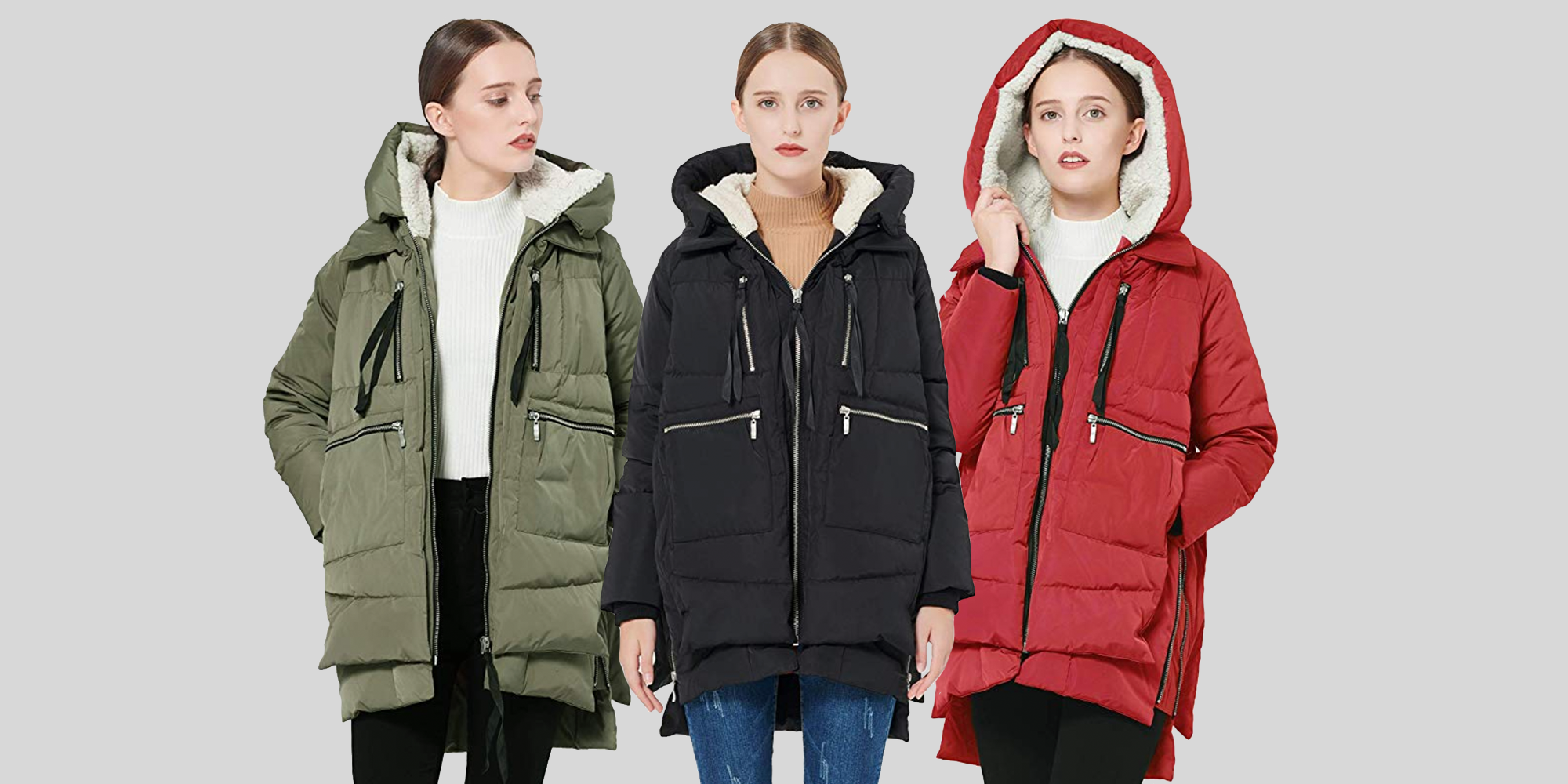 That Viral Coat Everyone Is Obsessed With On Amazon Is Back—And It's On Sale