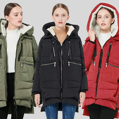 Amazon Viral Orolay Winter Coat Is Back And On Sale