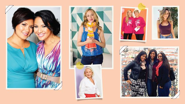 breast cancer survivors and thrivers