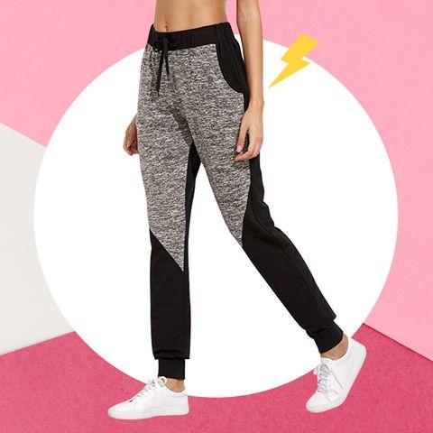 Clothing, Sportswear, Active pants, sweatpant, Pink, Trousers, Tights, Leggings, Waist, Leg,