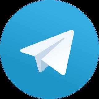 logotipo de telegrama