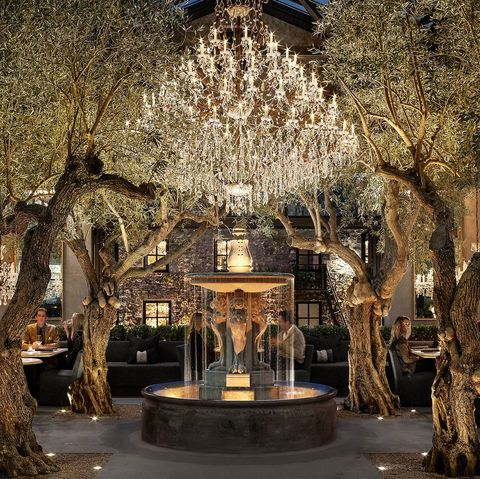 Restoration Hardware Yountville California Store Has A