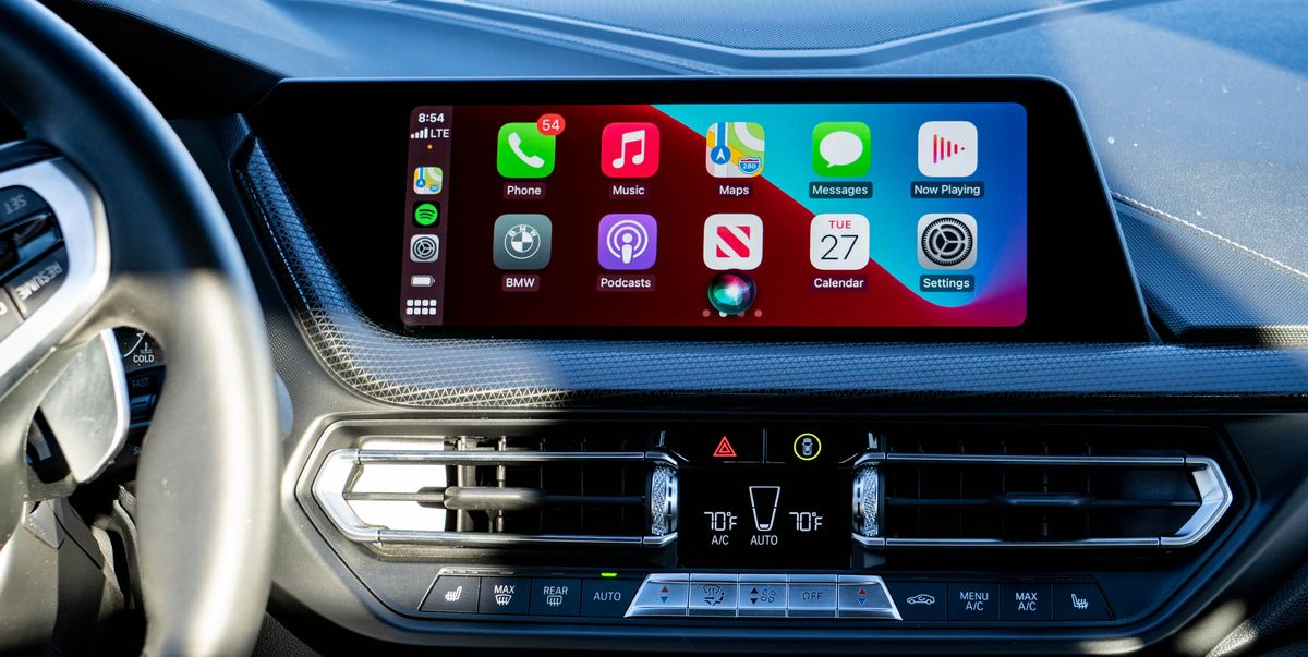 Apple's iOS 14 CarPlay Update Is a Modest Improvement