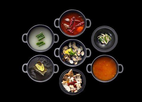 鉄火鍋 tekka hotpot
