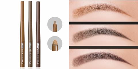 Eyebrow, Hair, Skin, Eye, Beauty, Eyelash, Brown, Forehead, Organ, Eye shadow,
