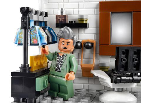queer eye lego loft set