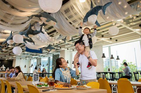 ikea內湖店限定美食「荔枝玫瑰覆盆子霜淇淋、鯊鯊包」!盤點ikea內湖店8樣必吃餐點