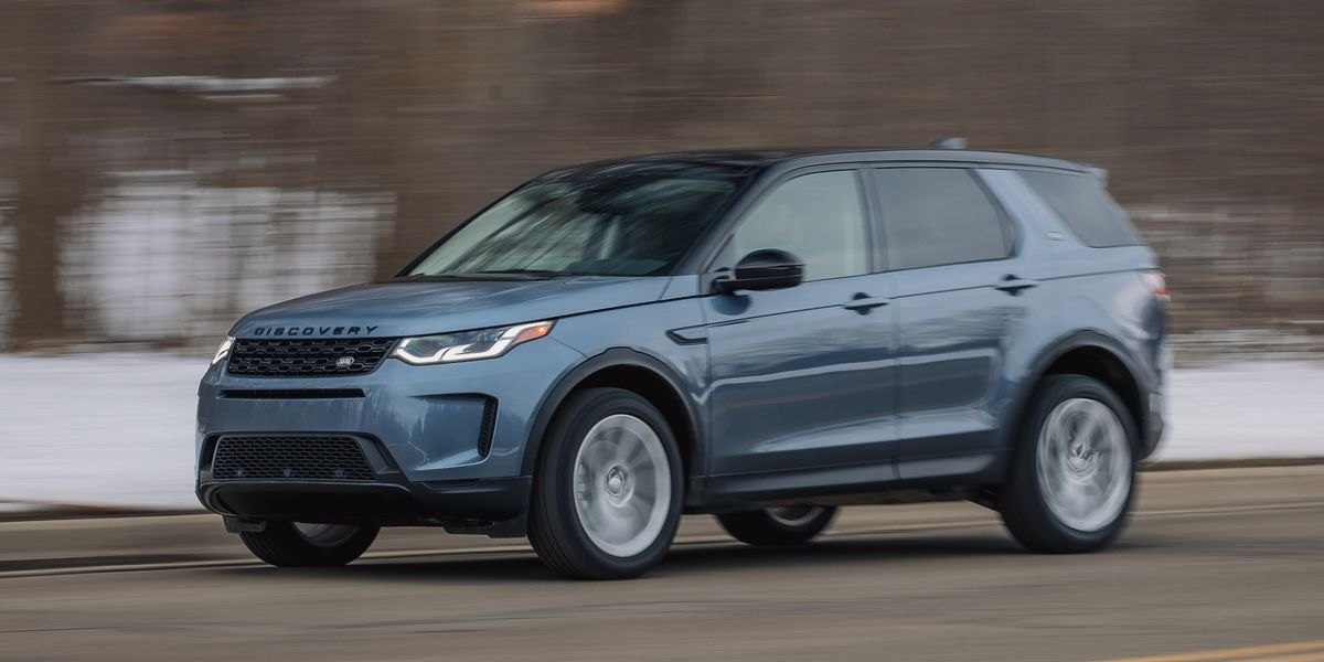 2020 Land Rover Discovery Sport Needs to Live Up to Its Looks