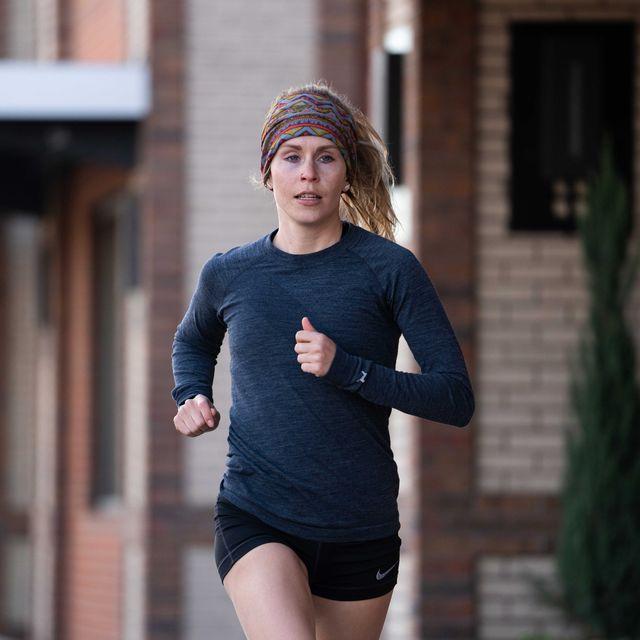 weight gain after marathon