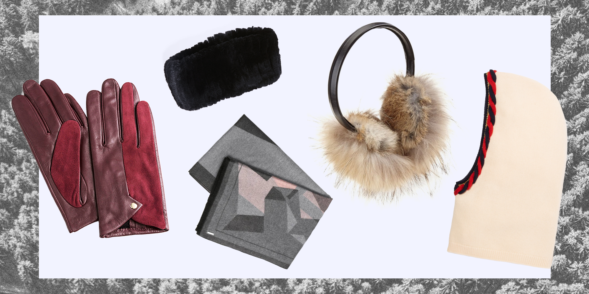 Furry Gloves Porn - 10 Cool Winter Accessories to Help You Brave the Cold