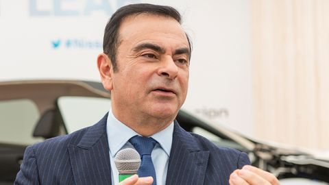 carlos ghosn in oslo