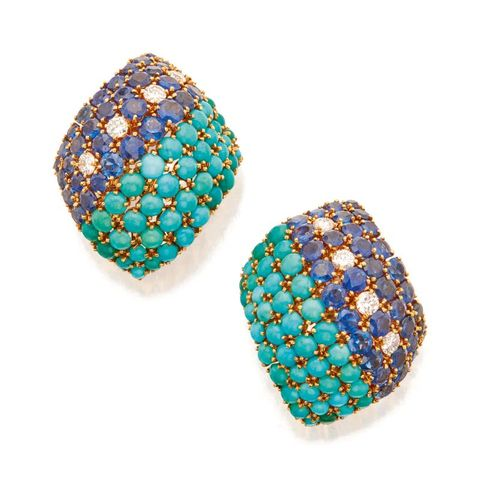 Boucles d'oreilles, accessoire de mode, Turquoise, pierres précieuses, bijoux, perle, fabrication de bijoux, Turquoise, diamant, bijoux de corps,