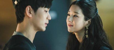 由金秀賢與徐睿知兩位高顏值演員所主演的《雖然是精神病但沒關係》