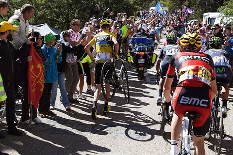 Cycling: 103th Tour de France 2016 / Stage 12