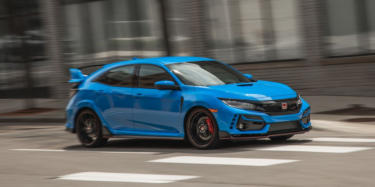 Tested: 2020 Honda Civic Type R Refines a Great Hot Hatch