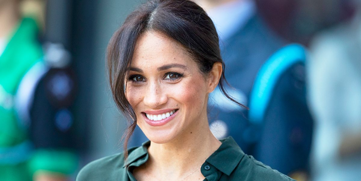 Stop the Presses: Meghan Markle Is Reportedly Eyeing Another 'Vogue' Editor Job