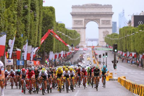 Cycling: 104th Tour de France 2017 / Stage 21