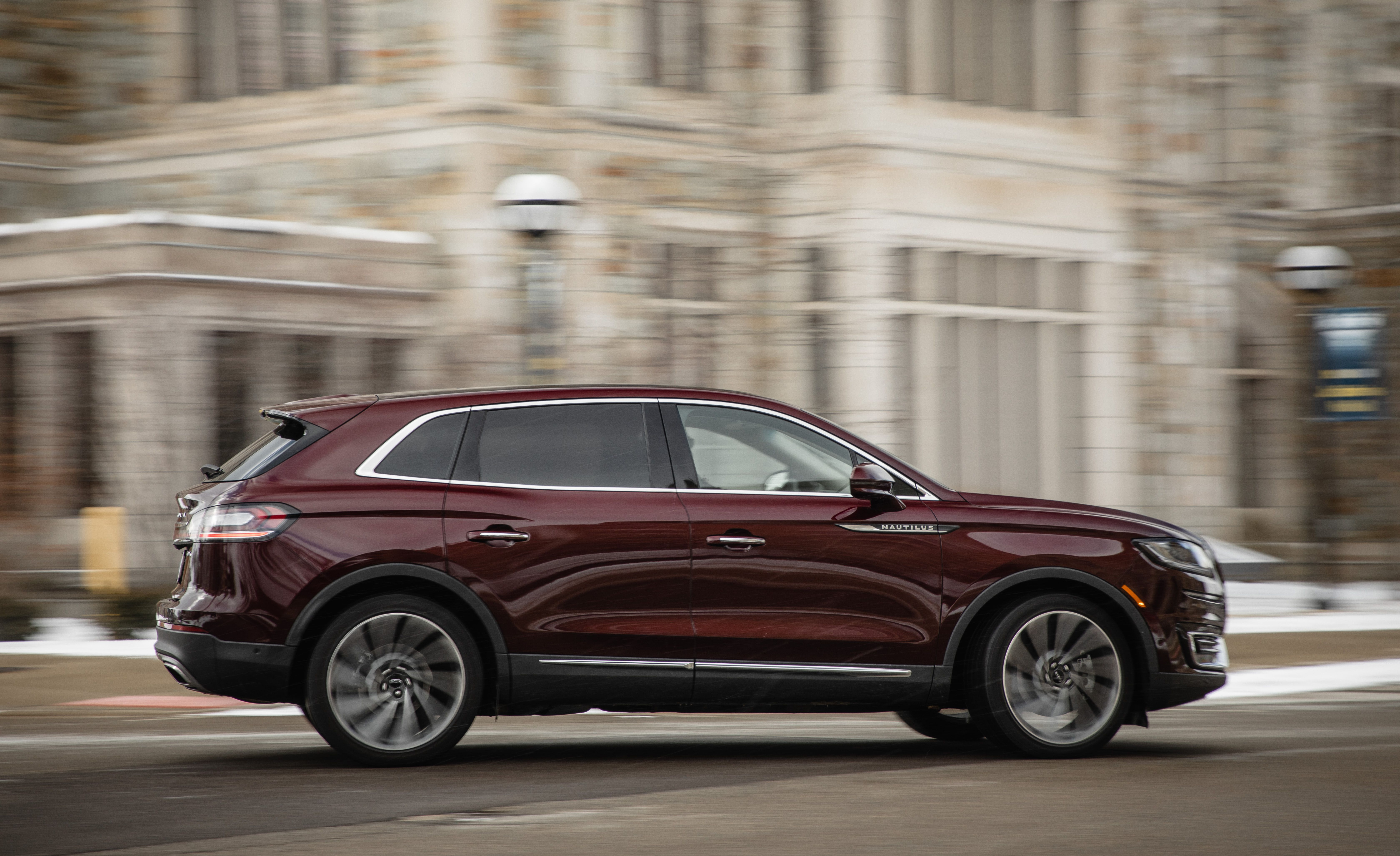 2019 Lincoln Nautilus Improves On The Former Mkx