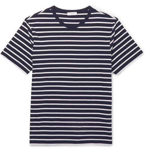 Clothing, T-shirt, White, Sleeve, Black, Product, Top, Pattern,