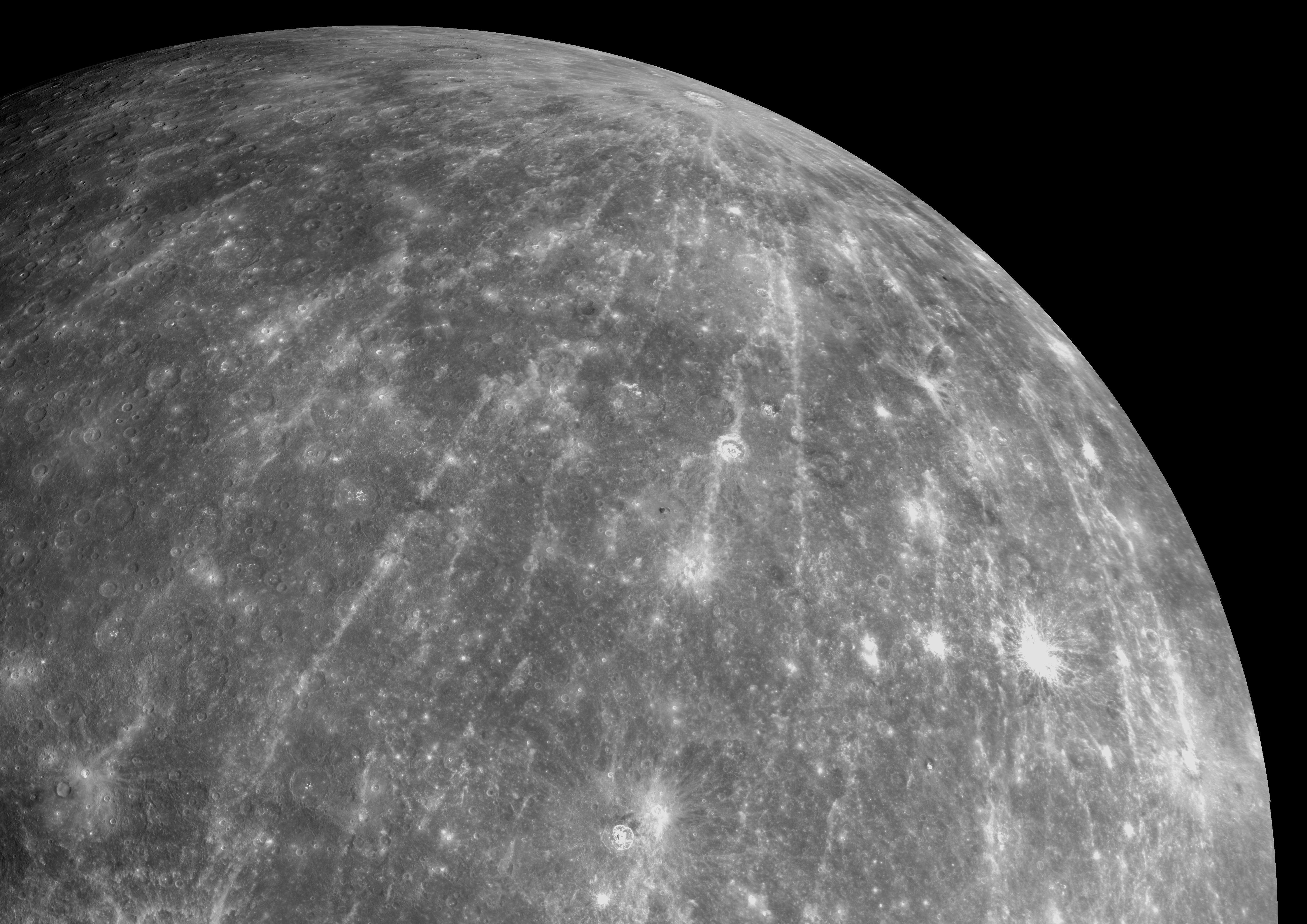 Small Yet Mighty Mercury Still Holds Many Mysteries
