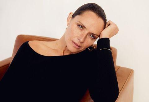 Zara y Mango comparten a esta modelo de 40 años