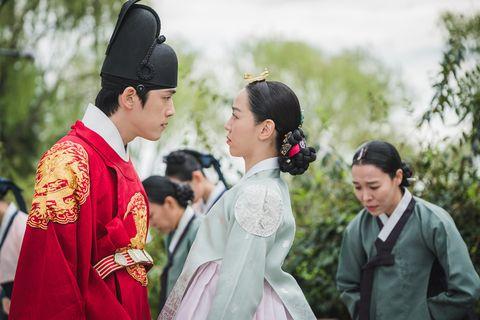 韓劇《哲仁王后》申惠善、金正鉉