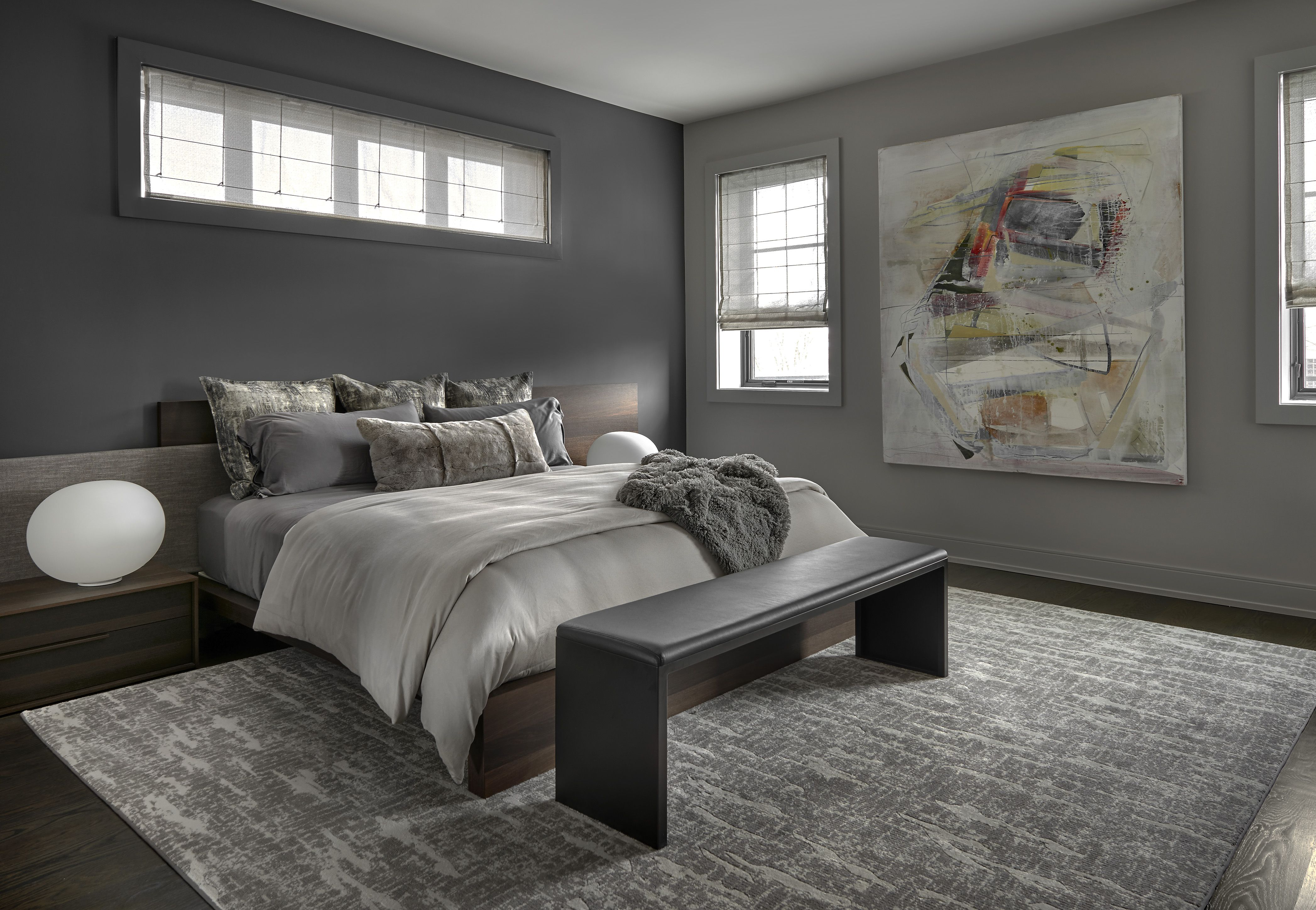28 Sophisticated Bedrooms With Low Platform Beds Low