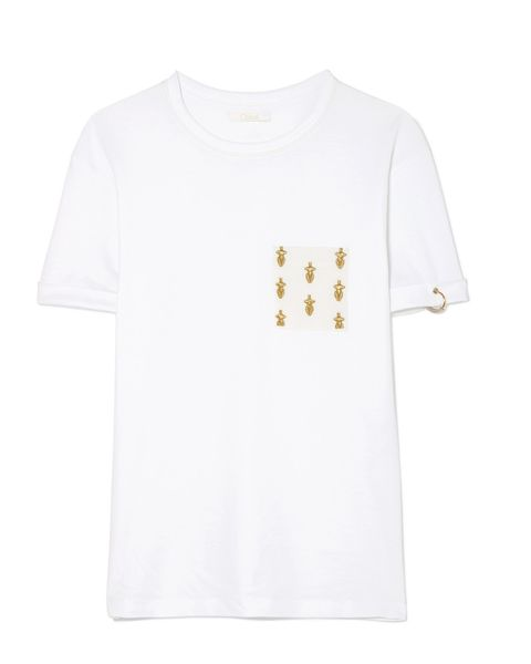 Tiny Embroidered T Shirts Are About To Be Everywhere And These Are