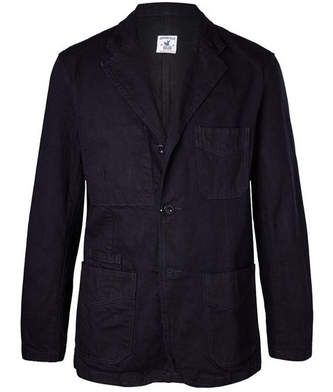 Clothing, Outerwear, Jacket, Black, Blazer, Sleeve, Suit, Collar, Pocket, Button,