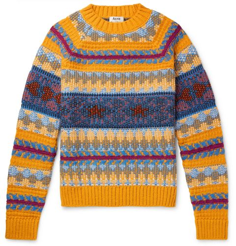 Acne jumper