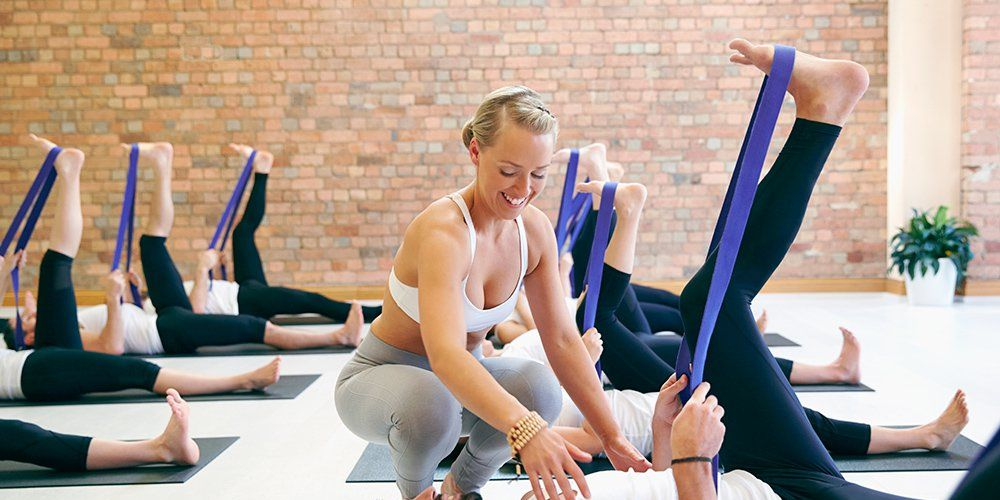 6 Reasons Your Yoga Instructor Needs To Know You Re A Runner Runner S World