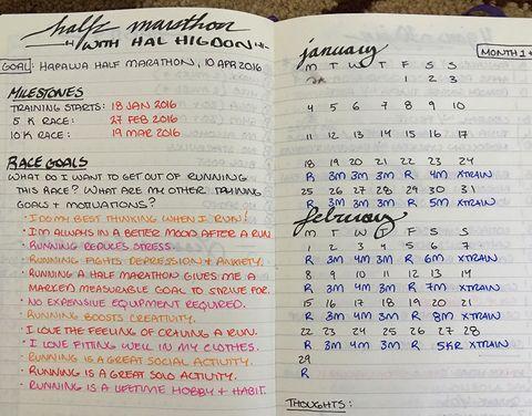 Kristin Saling's journal