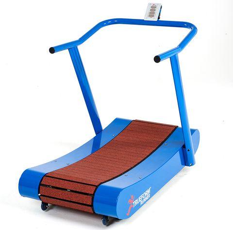 diy manual treadmill
