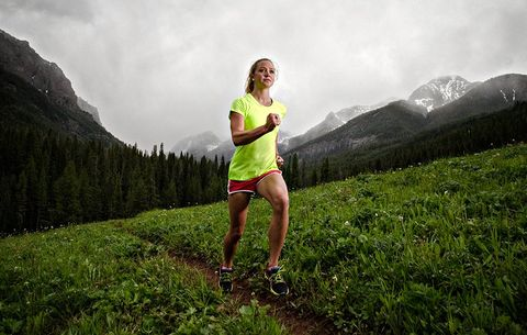 high altitude running