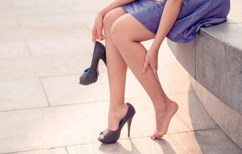 sore legs
