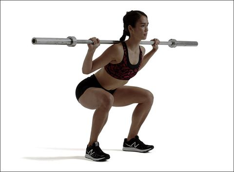 Exactly How to Use Squats to Lose Weight, Run Faster, and Reduce