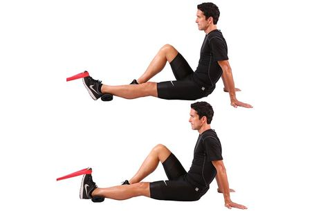 Resistance Band Routines To Strengthen Connective Tissue