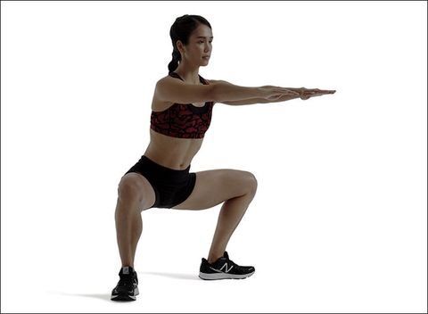 Exactly How to Use Squats to Lose Weight, Run Faster, and