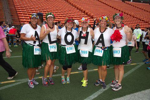 Great Aloha Run (8.15 miles)