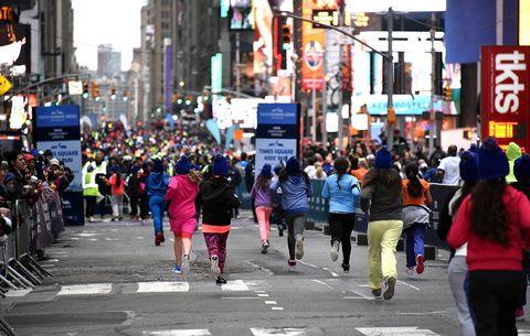 NYC Half / Times Square Kids' Run