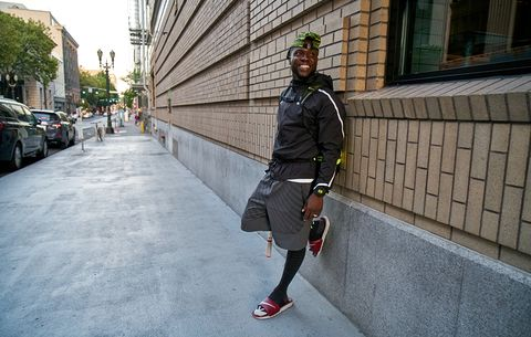 Kevin Hart Hood to Coast