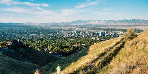 Rave Run: Salt Lake City, Utah