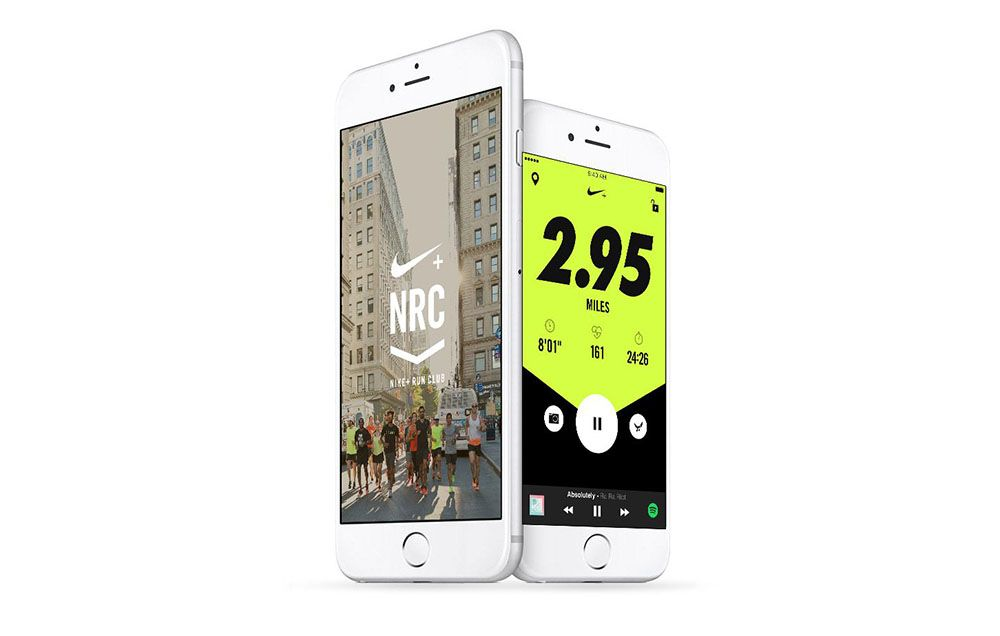 Nike Running Ios 6